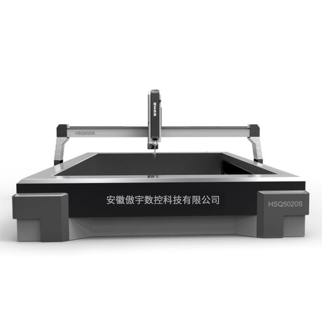 分體式大型龍門型水切割機